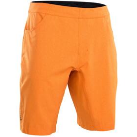 ION Paze Fietsshorts Heren, oranje